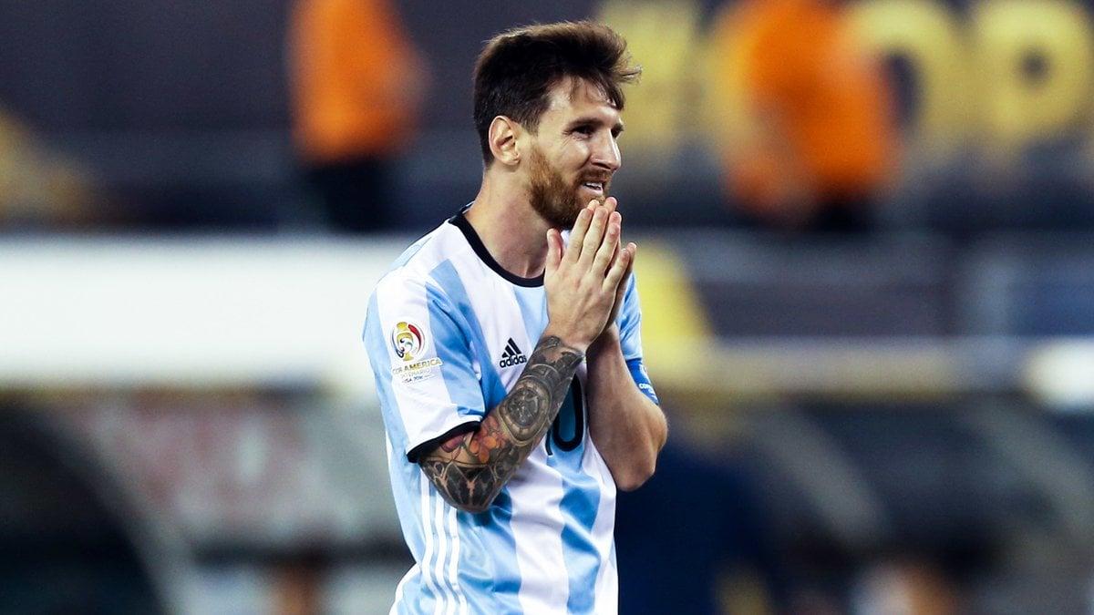 Ce message rassurant sur l'avenir international de Lionel Messi