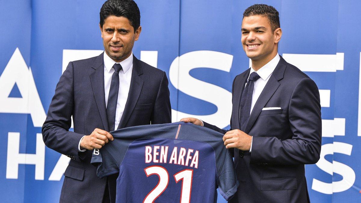 Hatem Ben Arfa : Encore écarté du PSG pour le déplacement à Toulouse