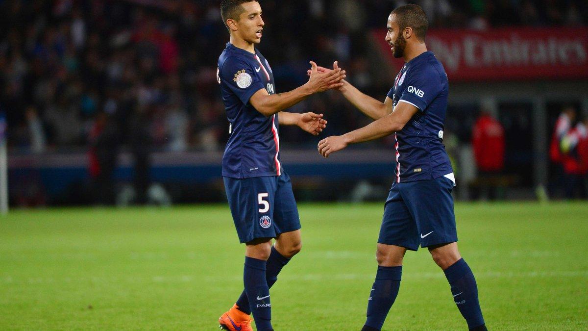 Lucas préfère la méthode Emery — PSG