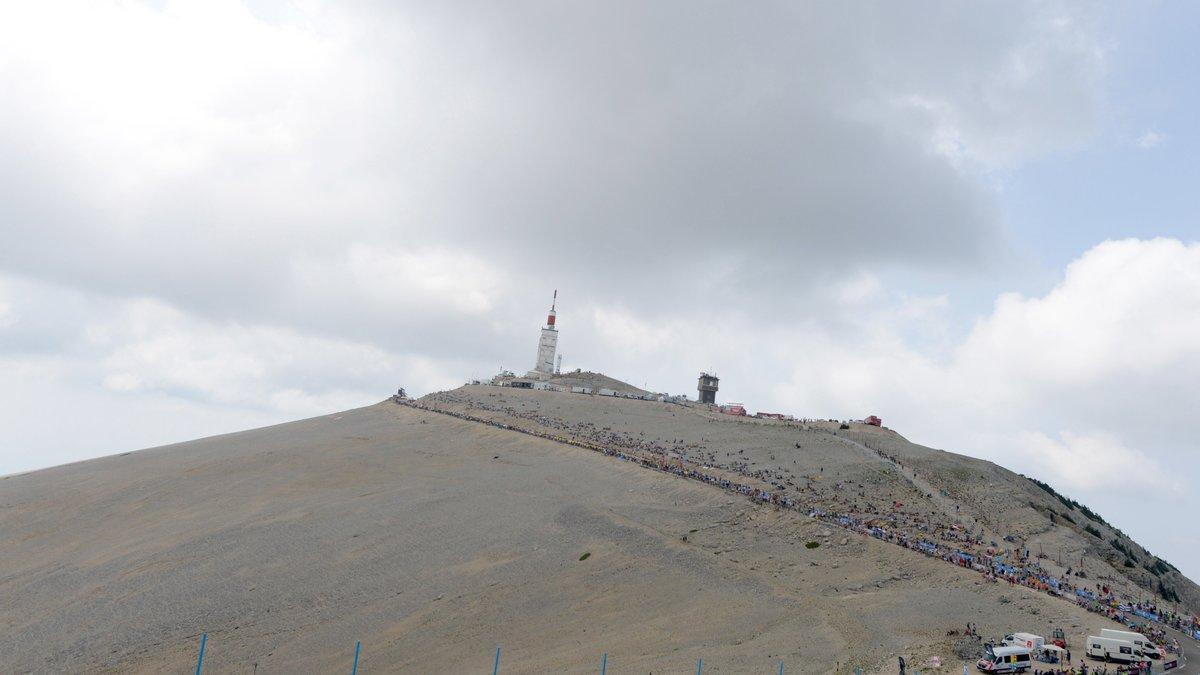 Tour de France : Coup de théâtre pour l'étape du Mont Ventoux