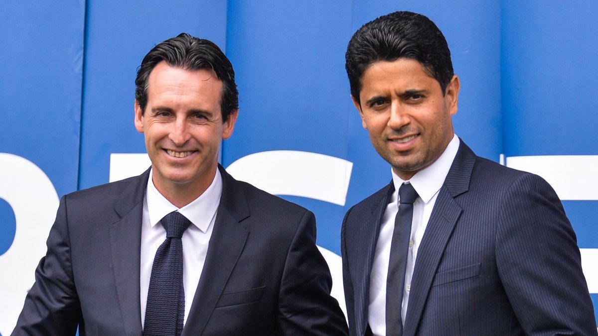 PSG : Emery, Al-Khelaïfi... Qui est le principal responsable de l