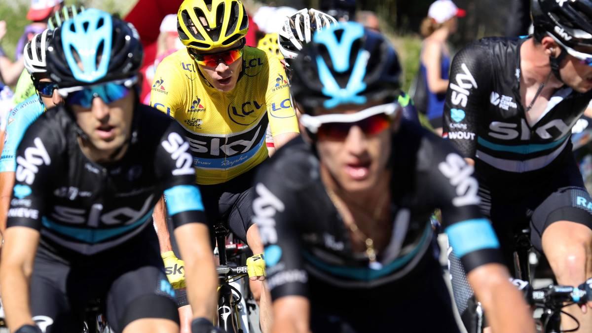 Romain Bardet remporte la 19e étape en Haute-Savoie