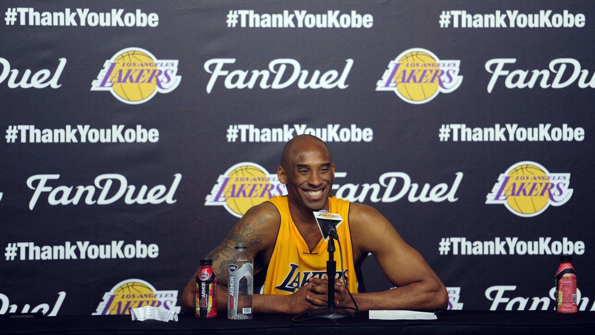 Basket - Kobe Bryant : «Je dois avouer que je déteste Tony Parker et Boris Diaw»