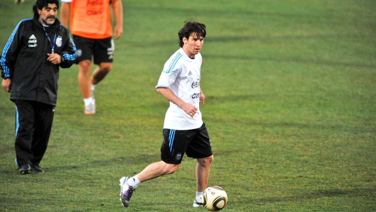 Coupe du Monde : Pour Maradona, Ribéry manque à la France