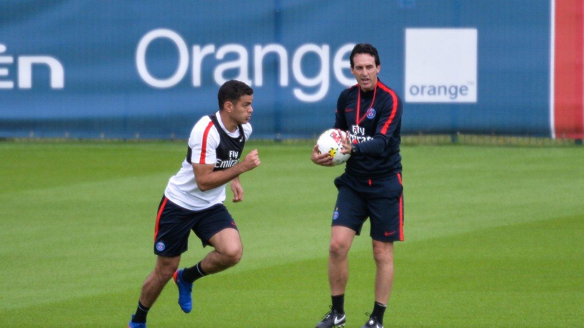 Unai Emery écarte encore Ben Arfa — PSG