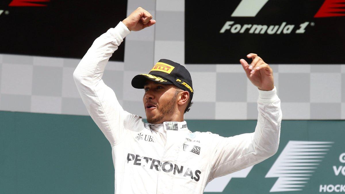 Lewis Hamilton annonce la couleur avant le Grand Prix de Belgique