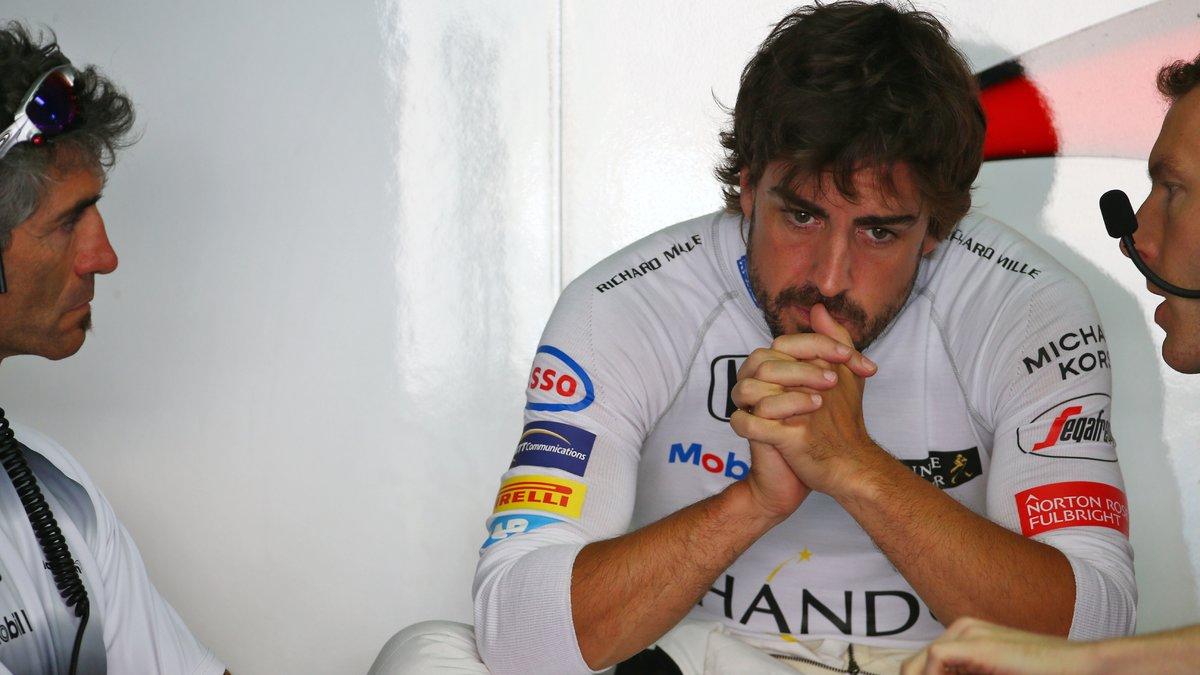 Fernando Alonso et les erreurs commises dans sa carrière