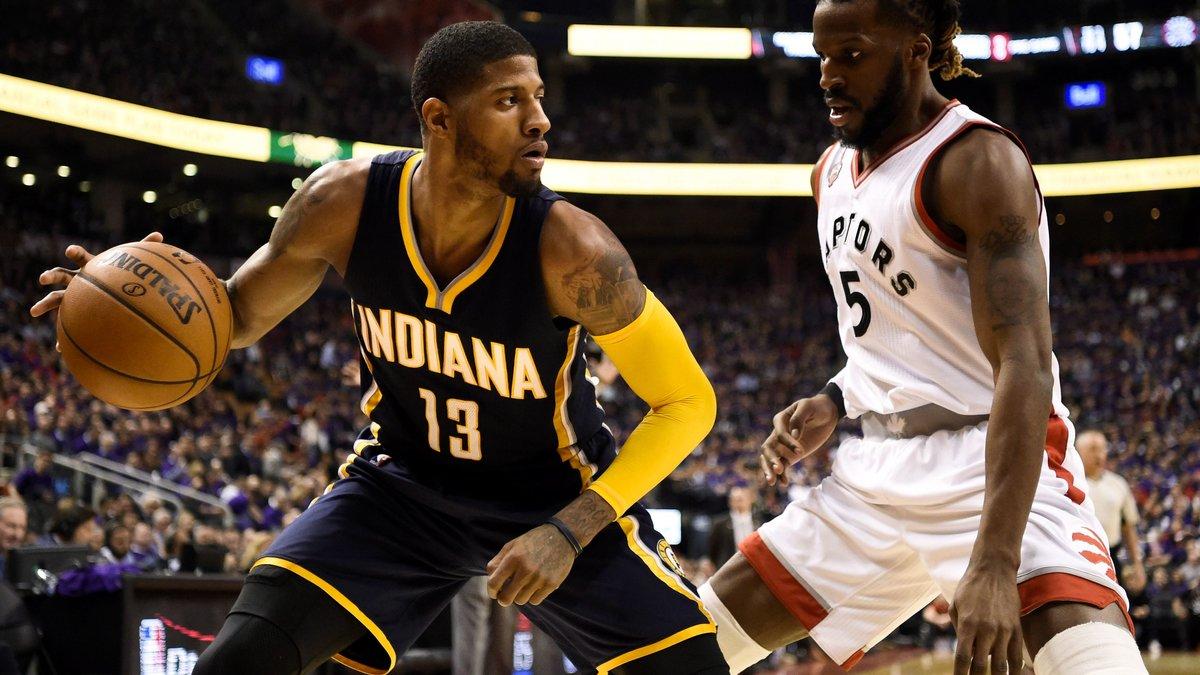 NBA: Cleveland et LeBron James sans pitié pour Indiana en play-offs