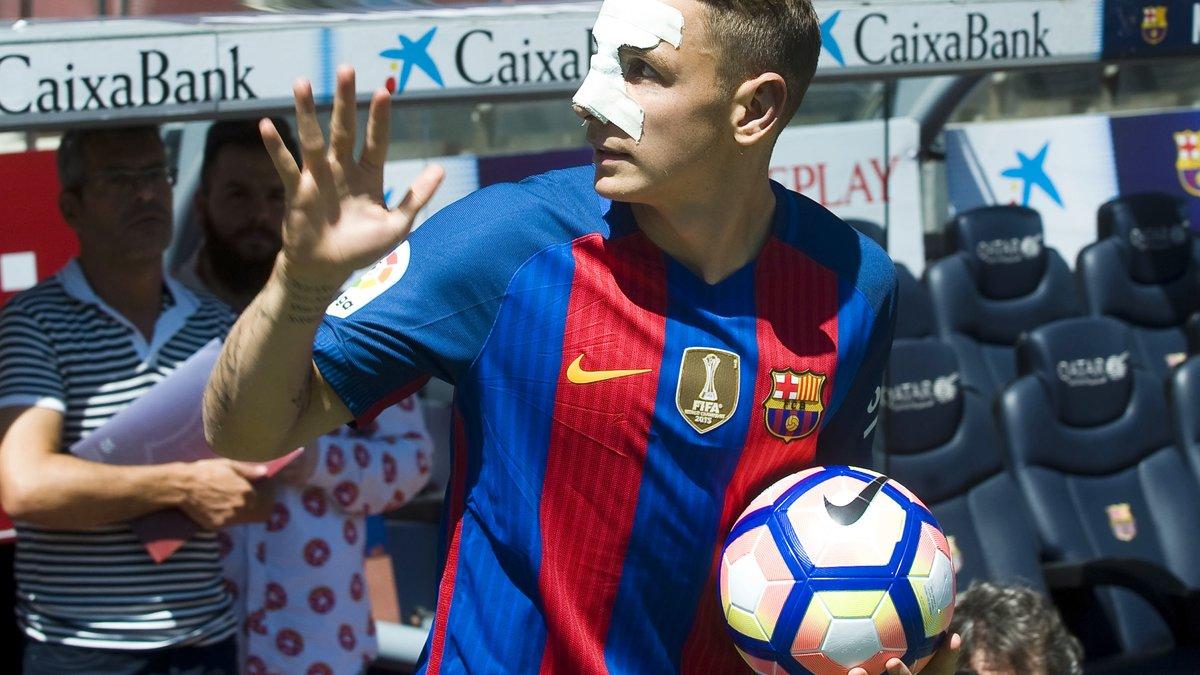 Barcelone : Les confidences de Lucas Digne après sa première avec le Barça