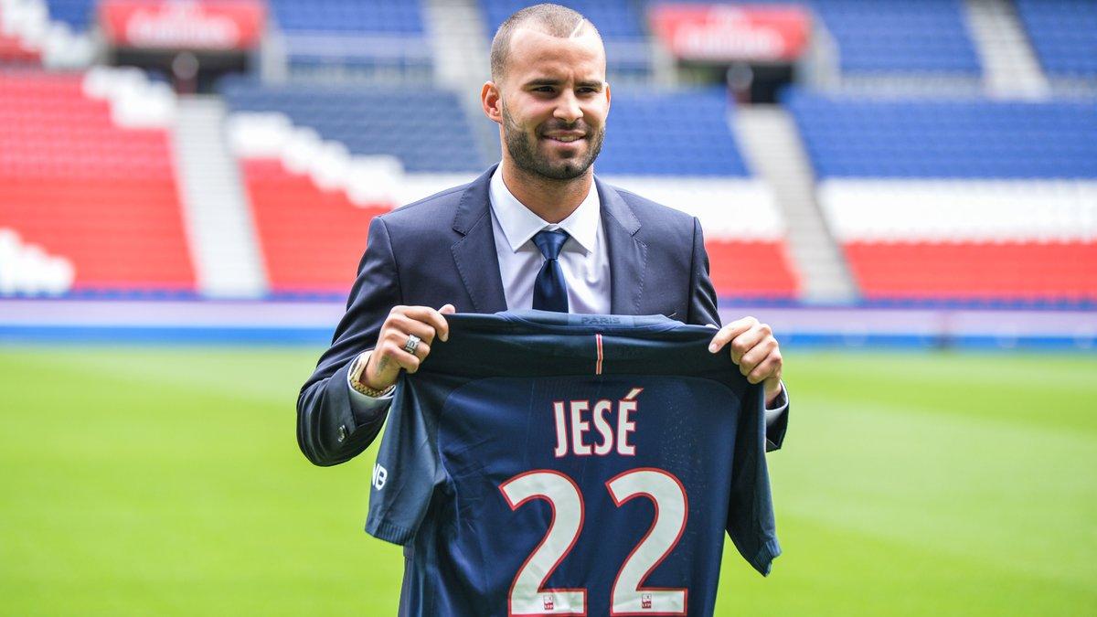 PSG : Pour son grand retour, Jesé se voit concurrencer la MCN