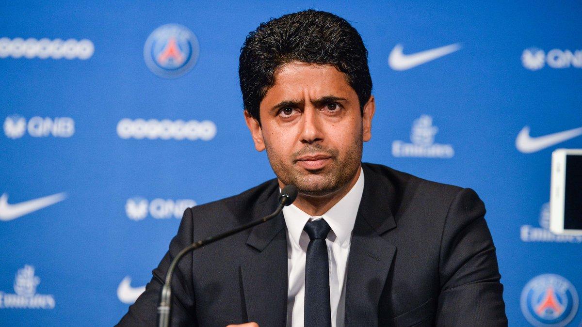 Nasser al-Khelaïfi éjecté de la Ligue — PSG
