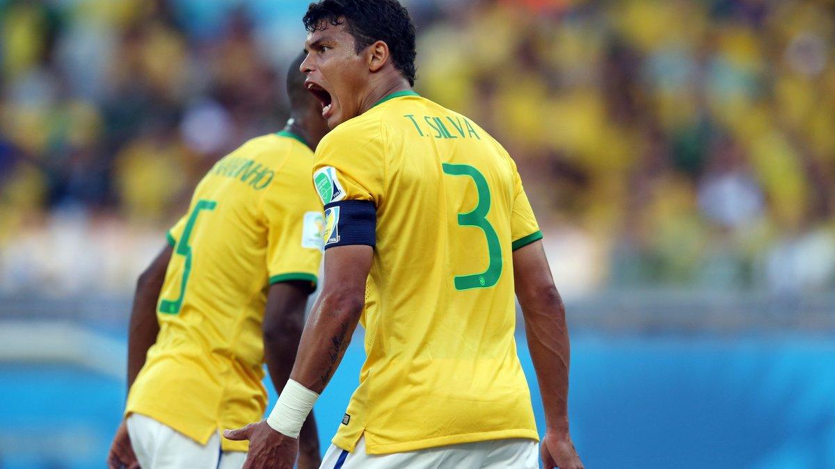 La fin du calvaire au Brésil pour Thiago Silva ?