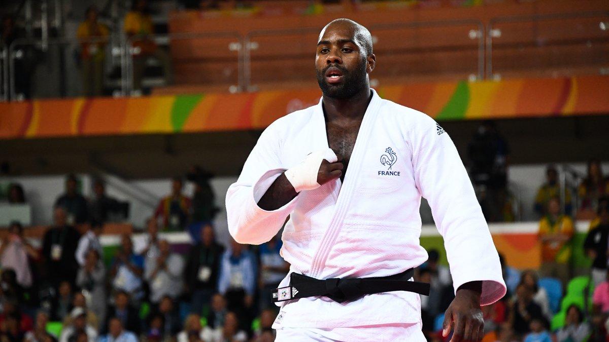JO RIO 2016 - Judo : Teddy Riner exulte après son second sacre olympique