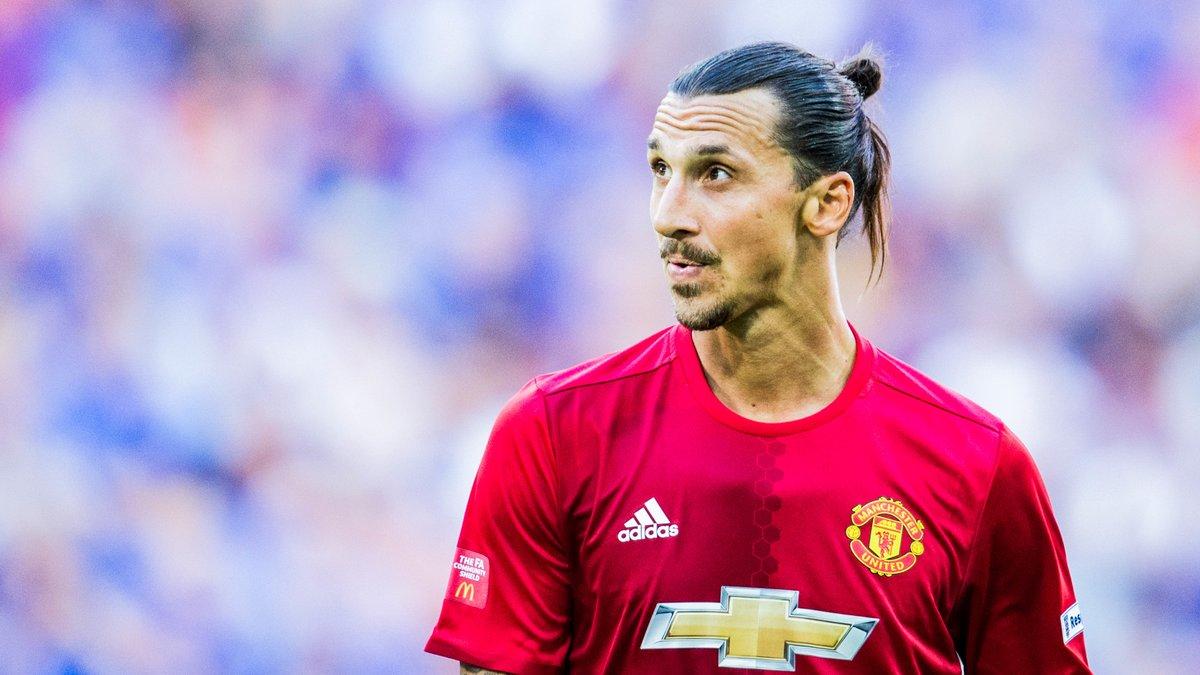 Manchester United : Zlatan Ibrahimovic annonce la couleur avant Manchester City