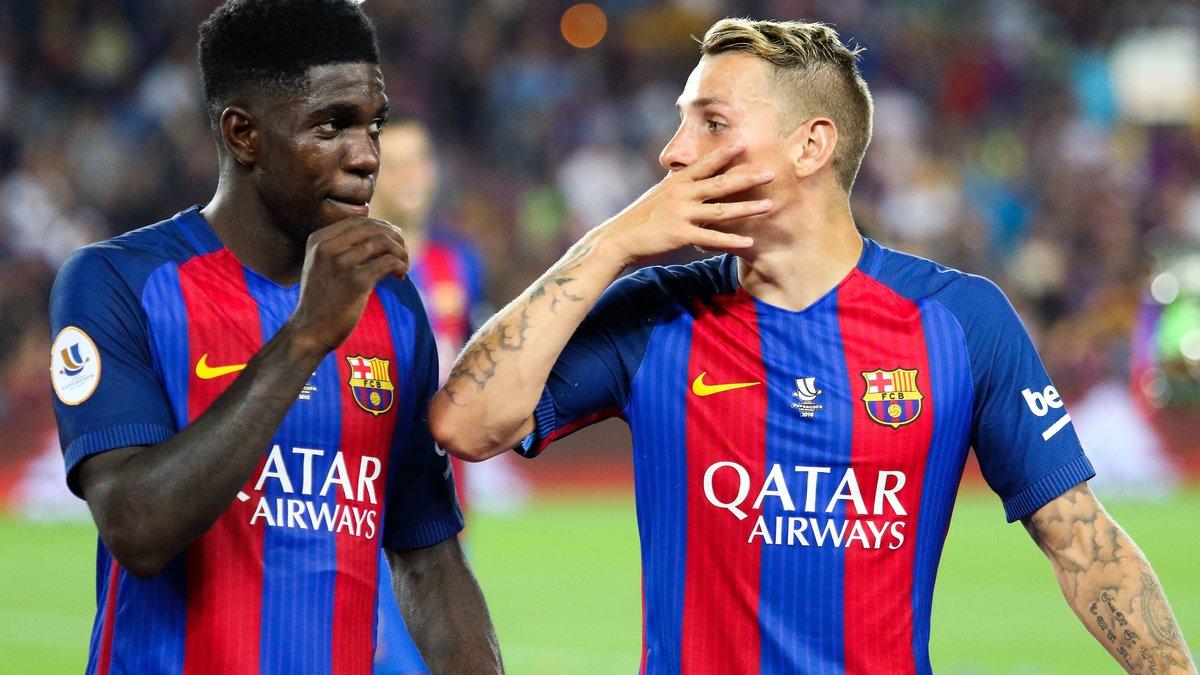 Digne souhaite poursuivre l'aventure au Barça