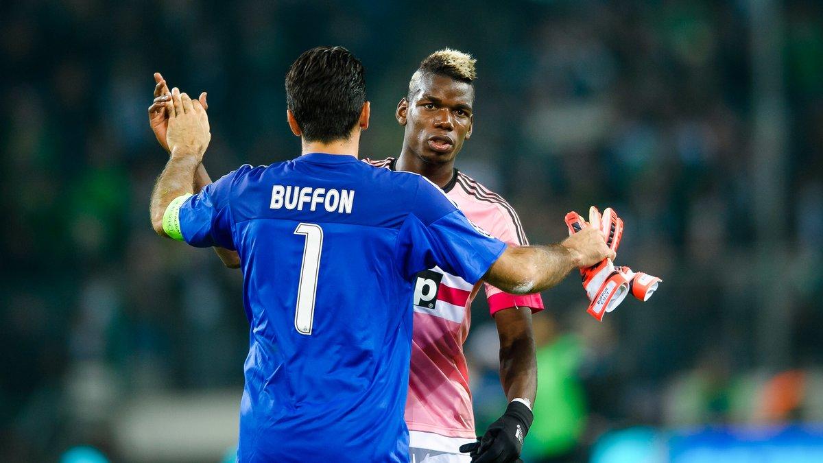 Manchester United : Quand Buffon égratigne Pogba après son départ
