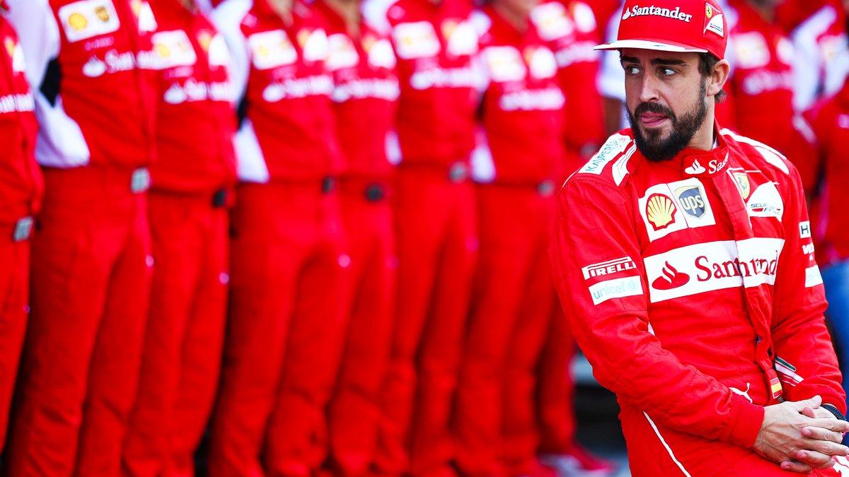 Fernando Alonso envoie un message fort à Ferrari