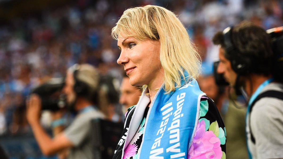 L'Olympique de Marseille vendu
