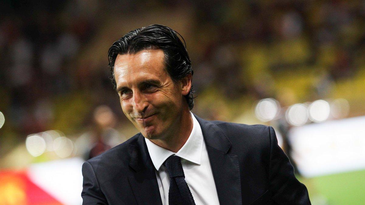 PSG : Unai Emery dresse un bilan du mercato estival