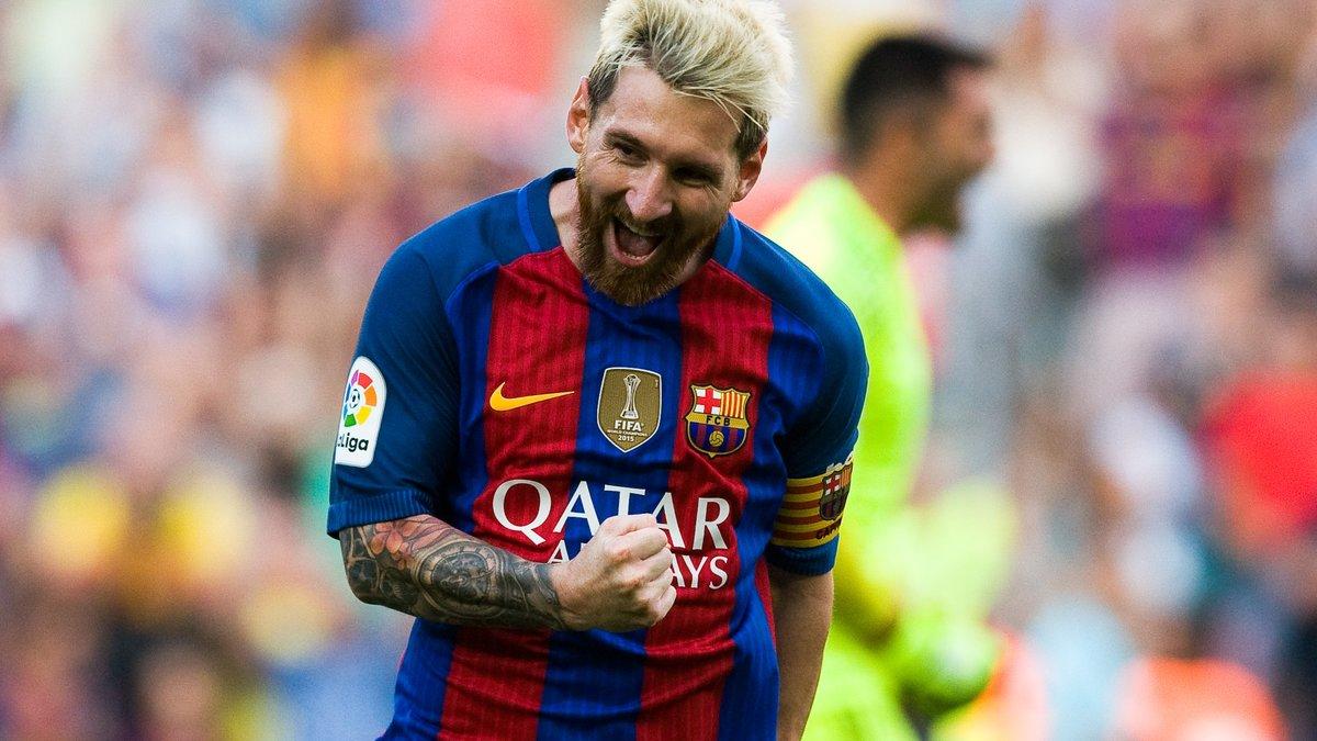 Un pacte conclu avec le successeur de Lionel Messi — FC Barcelone