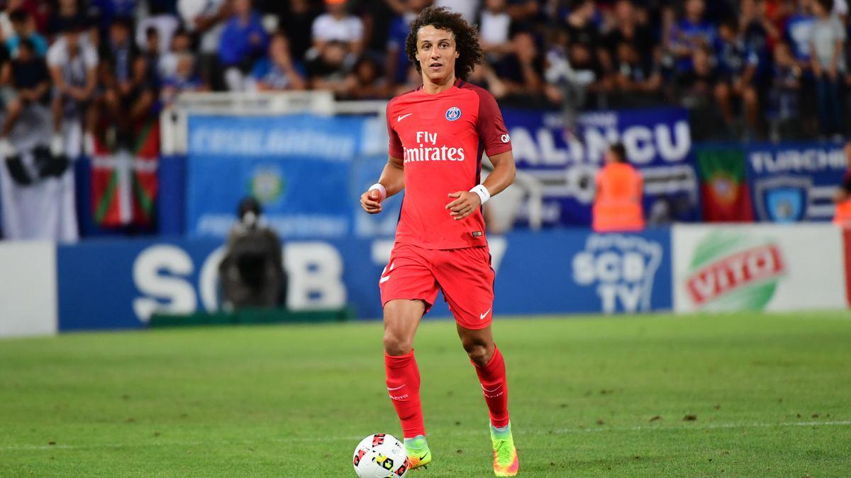 David Luiz quitte le PSG pour retourner à Chelsea — Soccer