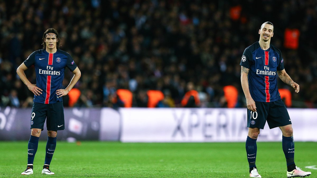 Cavani meilleur joueur de Ligue 1 — Trophées UNFP