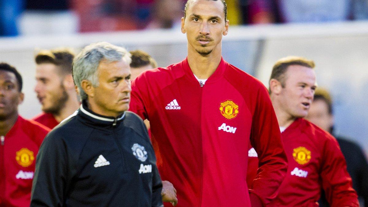 Manchester United : Zlatan Ibrahimovic dévoile la raison de son arrivée