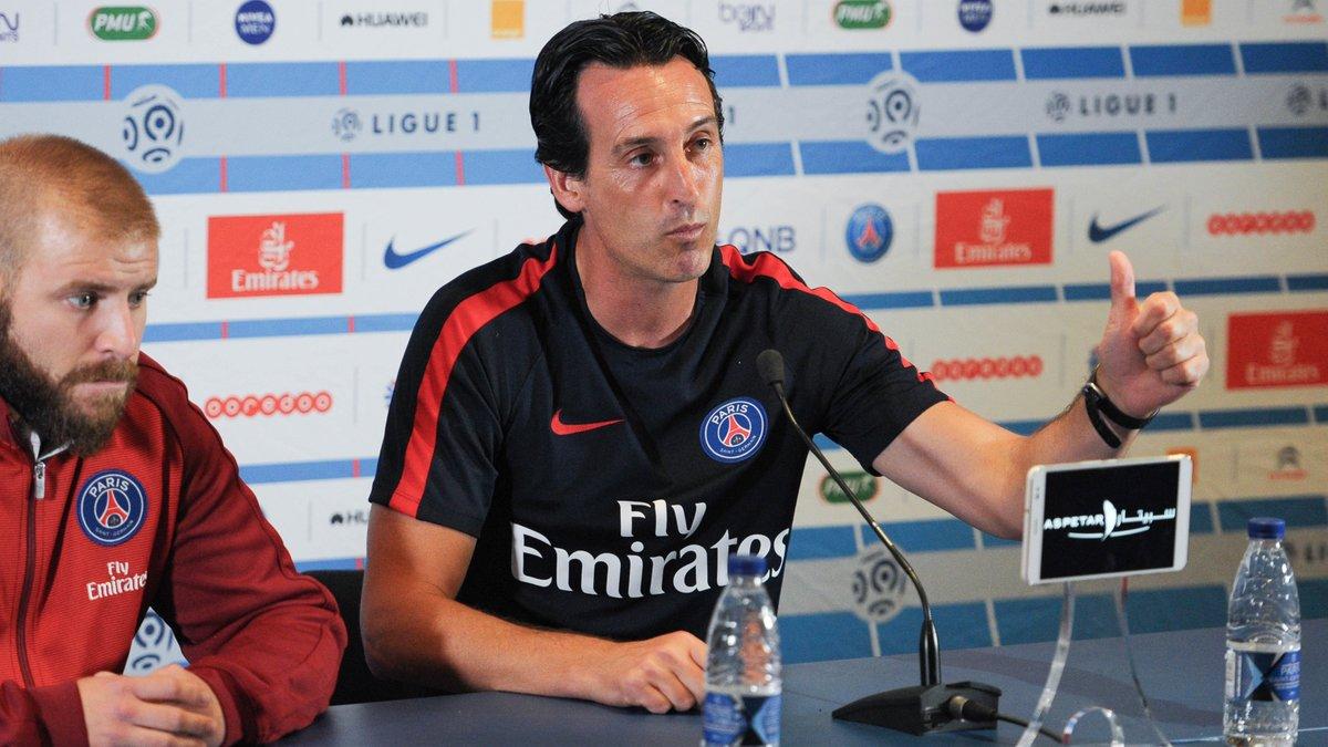 PSG : Unai Emery se justifie sur son changement de club