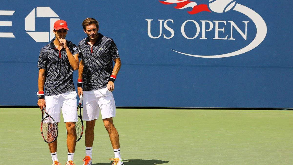 Herbert/Mahut en demi-finale du double — US Open