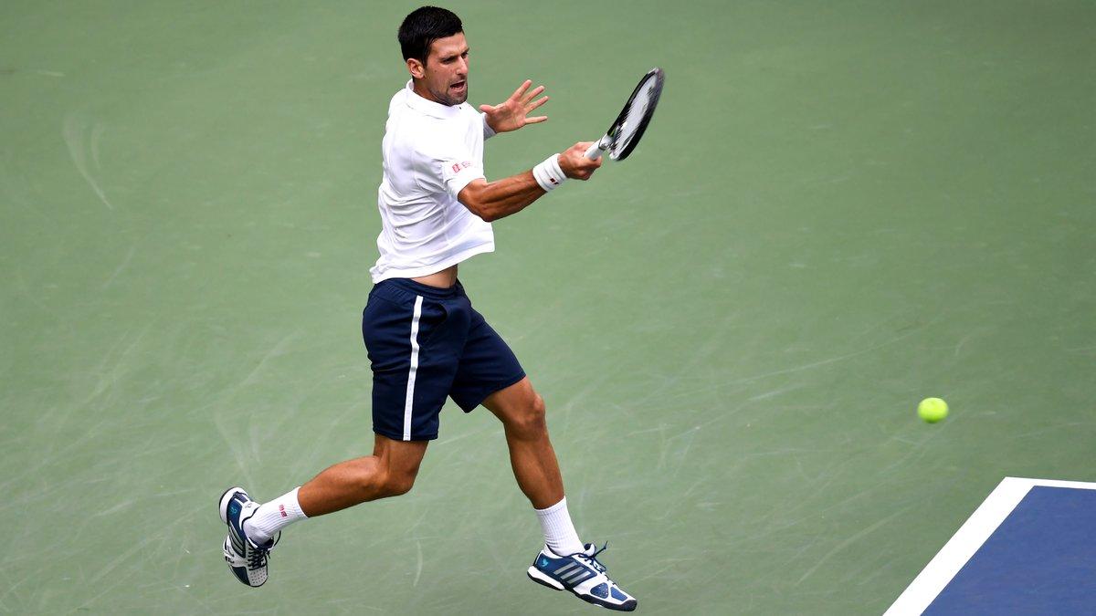Novak Djokovic défend Gaël Monfils après sa victoire en demies de l'US Open