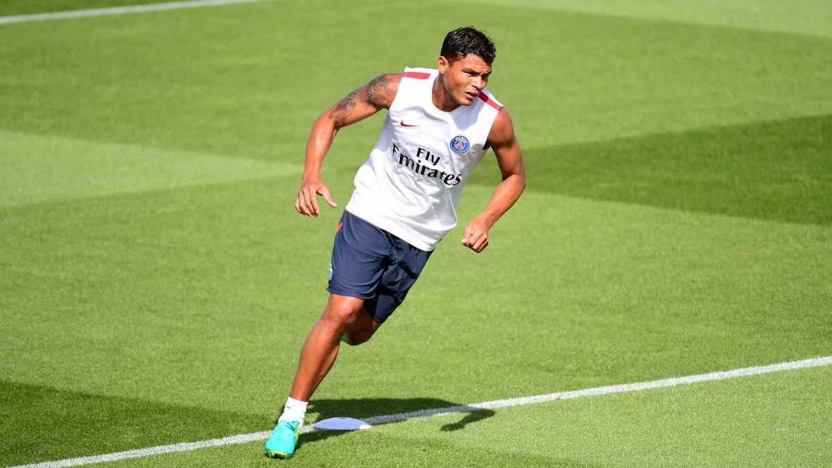 PSG - Polémique : Thiago Silva n