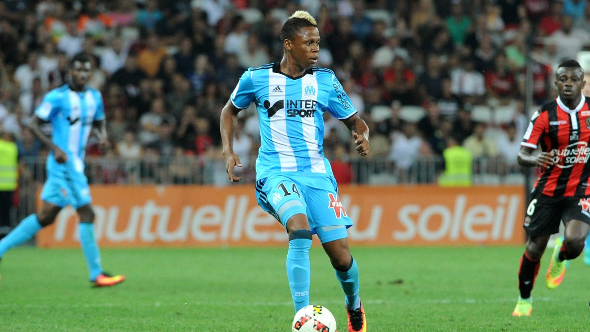 Image result for clinton njie marseille