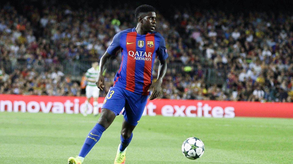 Samuel Umtiti revient, Jérémy Mathieu rechute — Barça