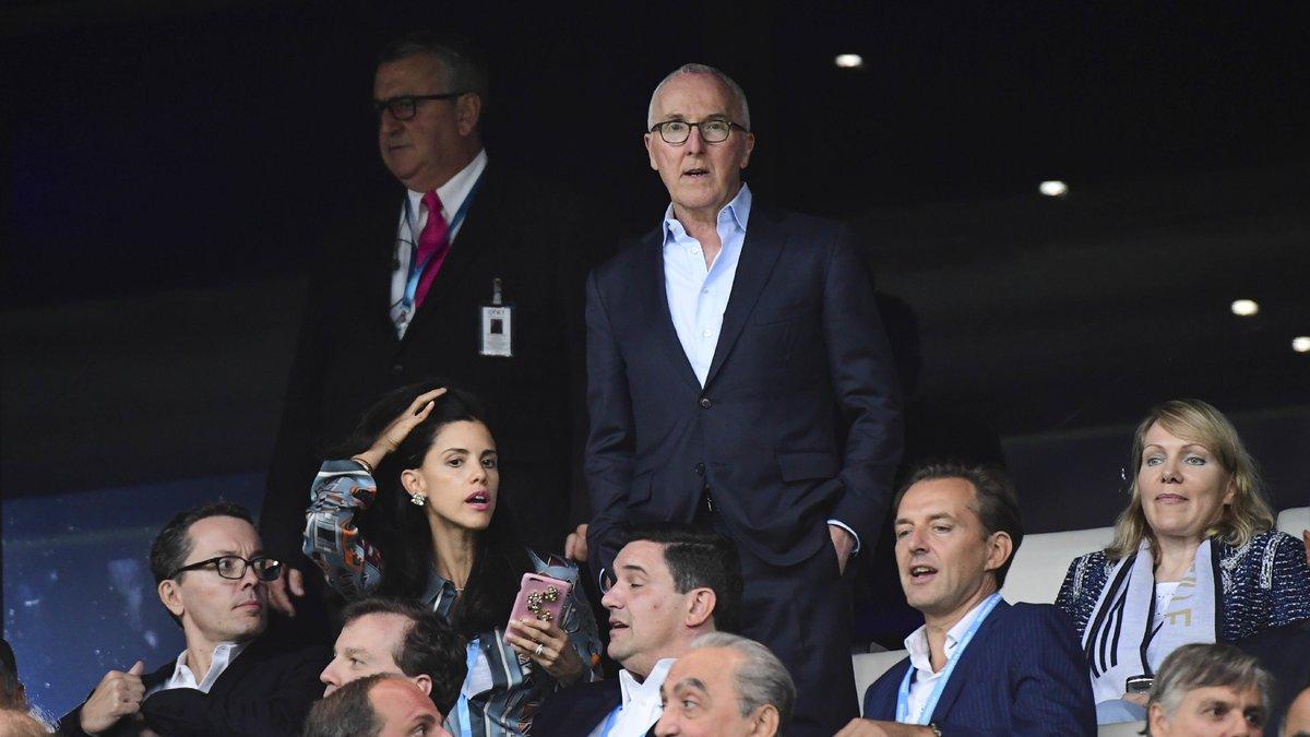 OM : PSG, recrutement… Le Graët se prononce sur Frank McCourt