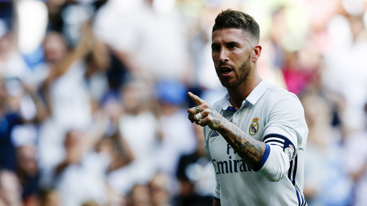 Le coup de gueule de Sergio Ramos contre l'arbitrage — Espagne