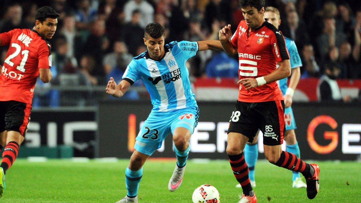 Rennes / Marseille : Chaîne et heure du math de foot