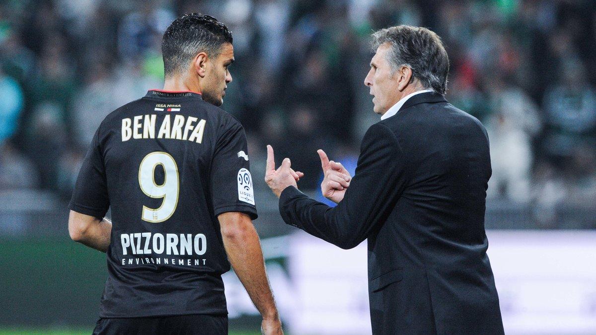 RC Lens - Mercato : Roy aurait voulu recruter Grenier et Ben Arfa