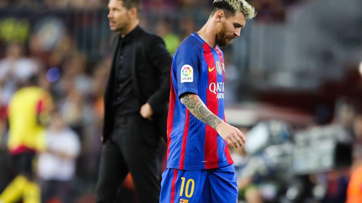 Barcelone : Luis Enrique évoque la blessure de Lionel Messi