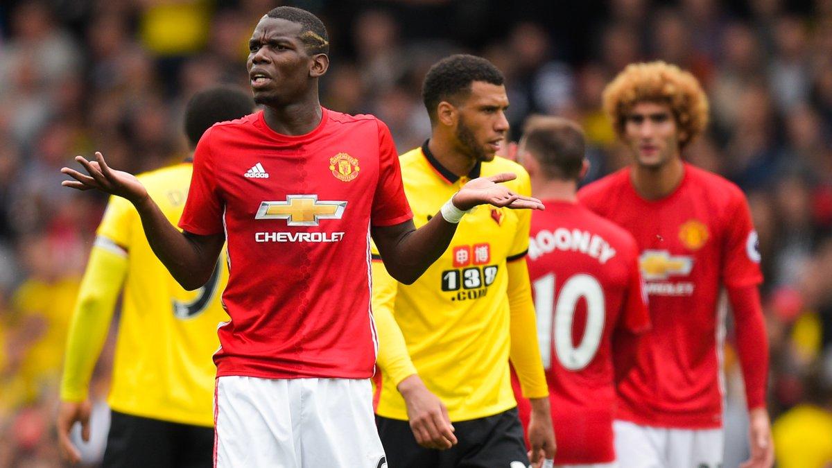 Manchester United : «Une Rolex ? Pogba ne m'a fait aucun cadeau...