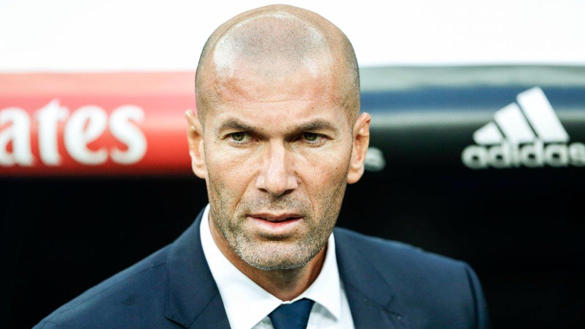 Real Madrid : Zinedine Zidane revient ouvertement sur ses difficultés
