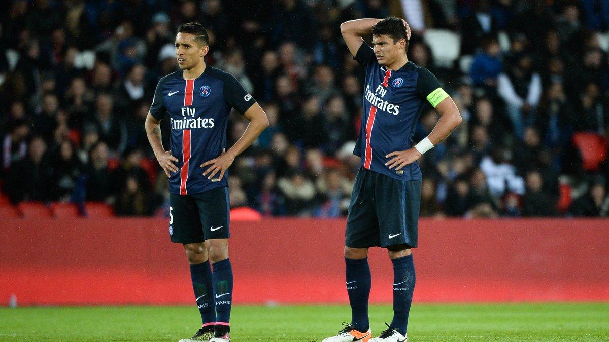 PSG - Malaise : Marquinhos se prononce sur ses difficultés avec Thiago Silva