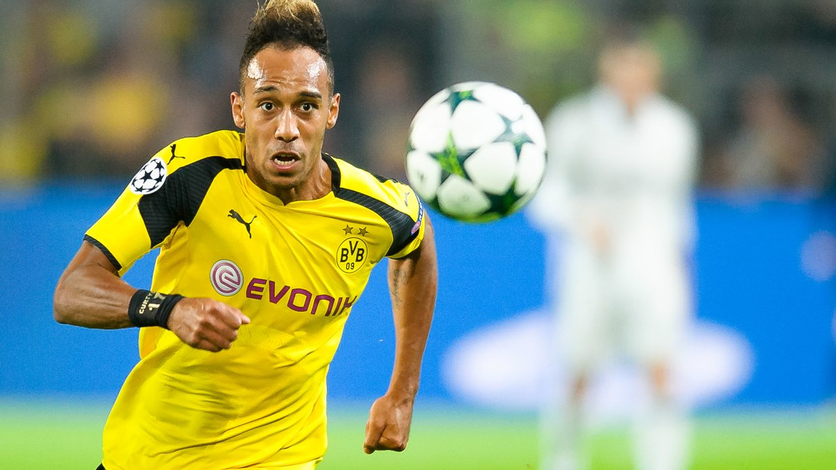 Borussia Dortmund : Aubameyang disposera d?un bon de sortie
