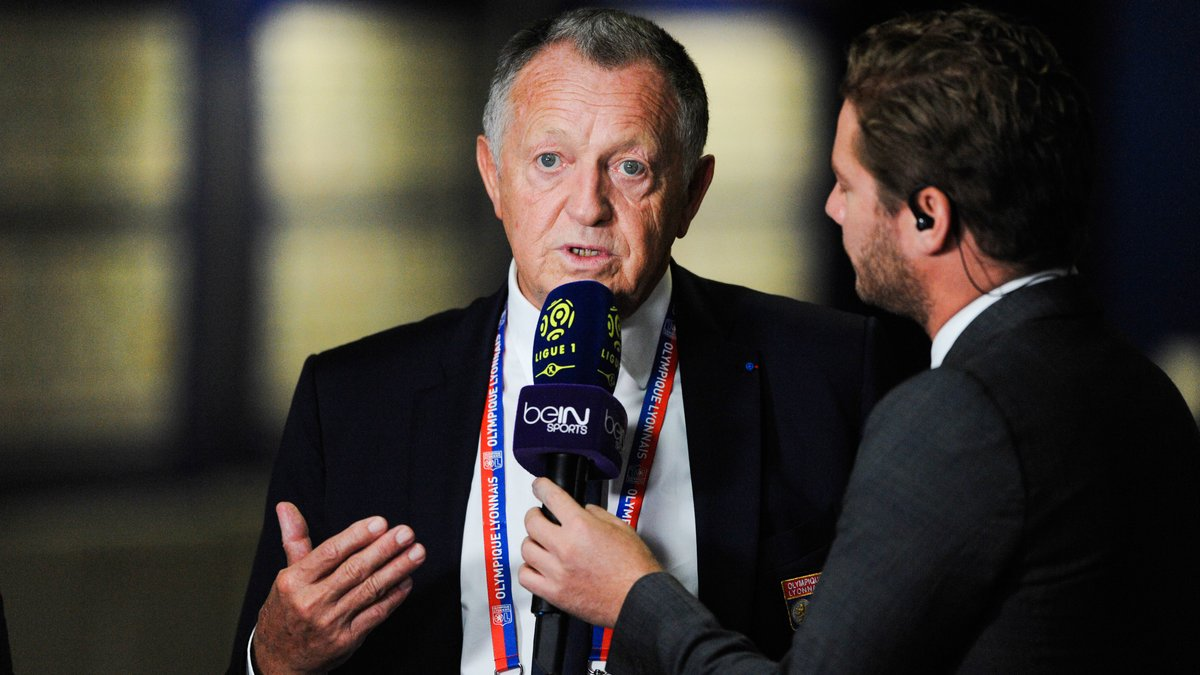 OL : Jean-Michel Aulas affiche sa satisfaction pour le recrutement