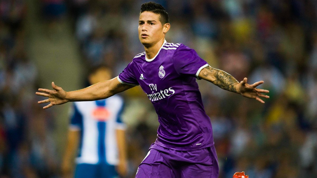 La Juventus attentive à la situation de Rodriguez — Real Madrid