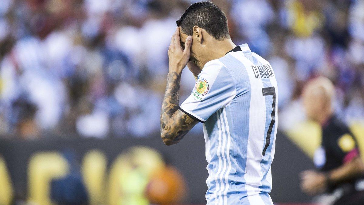 PSG - Malaise : Ce constat surprenant sur Di Maria en Argentine
