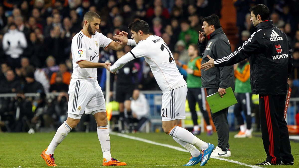 Real Madrid : Les vérités de Zidane sur Alvaro Morata et Karim Benzema