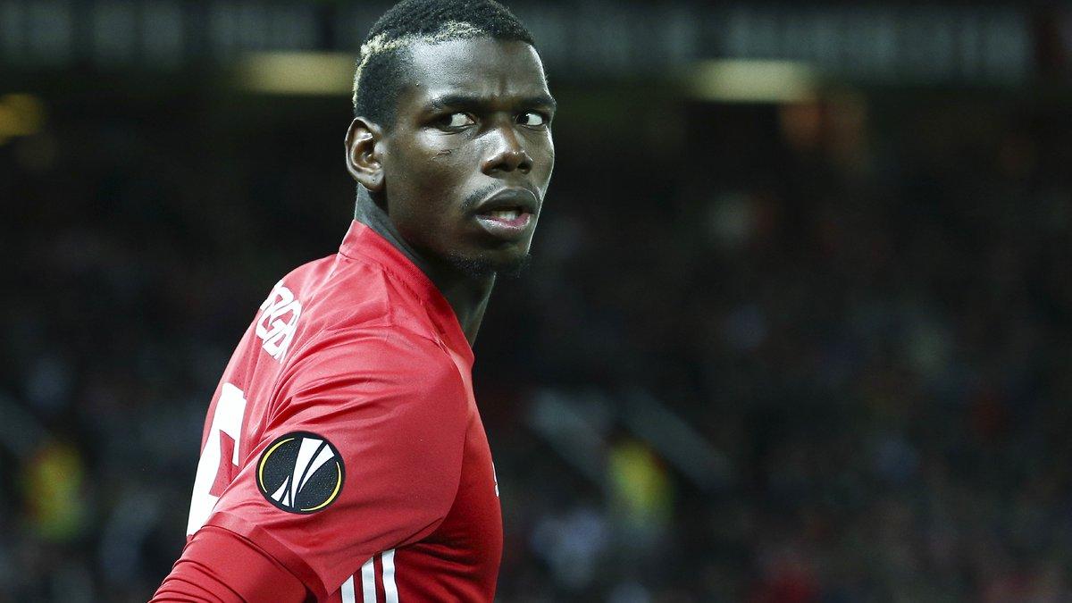 Pogba, Raiola a touché 27 M — Man Utd