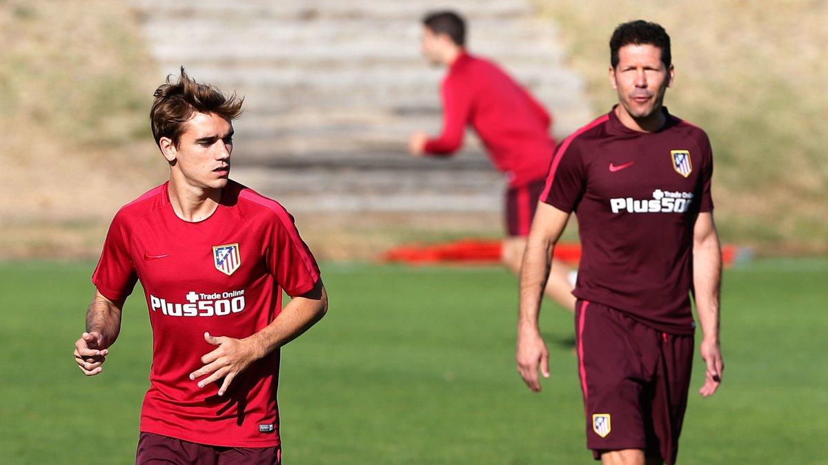 Iniesta sort sur blessure lors du choc face à l'Atlético — Barça