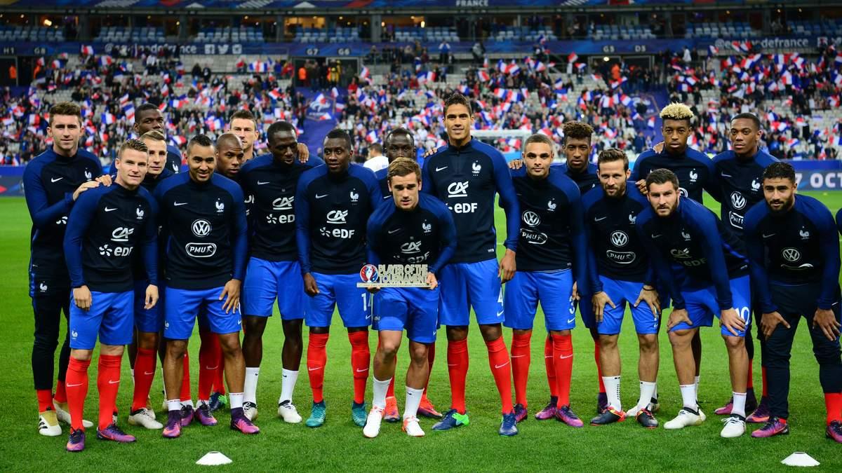 Équipe de France : Les Bleus dominent largement la Bulgarie