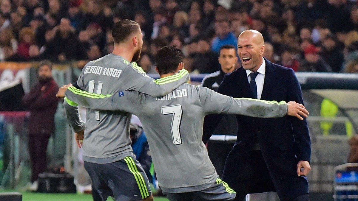Un protégé de Zidane se prononce sur sa gestion